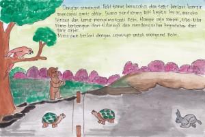 Kumpulan Contoh Cerita Cerpen Anak