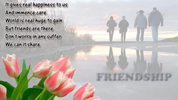 Puisi Persahabatan Sejati Yang Indah