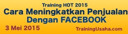 Training Facebook 3 mei 2015