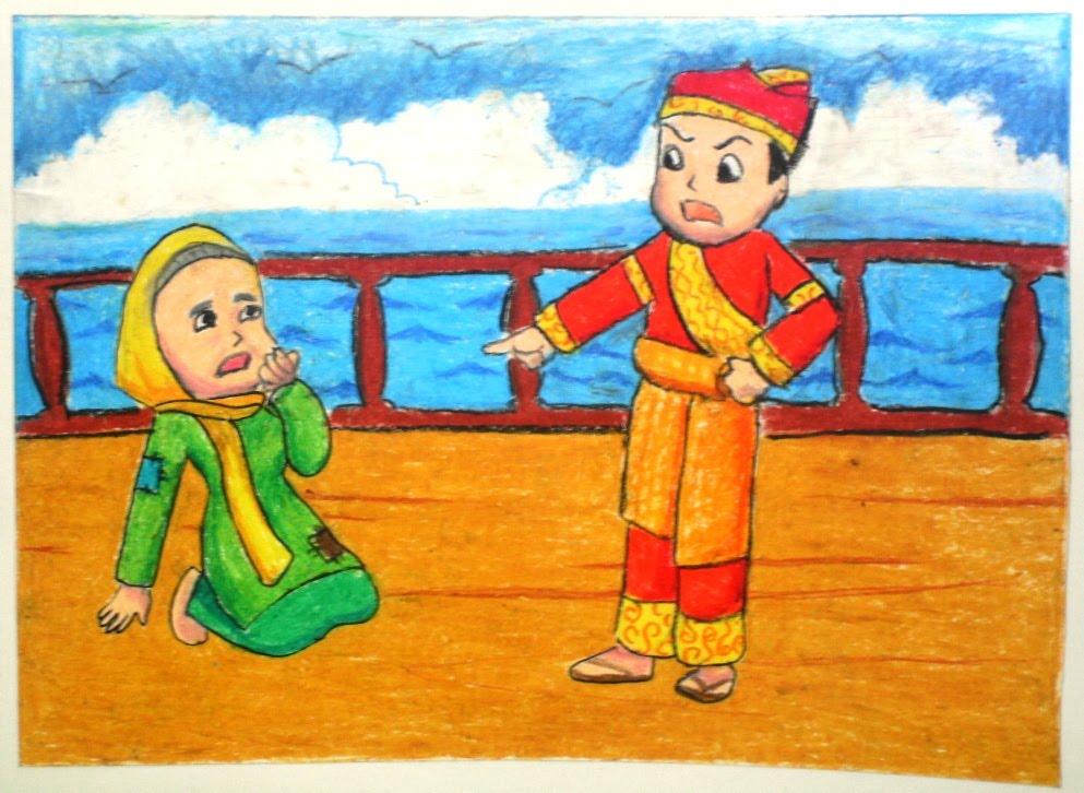 Cerita Rakyat Dalam Bahasa Jawa Yang Imajinatif ...