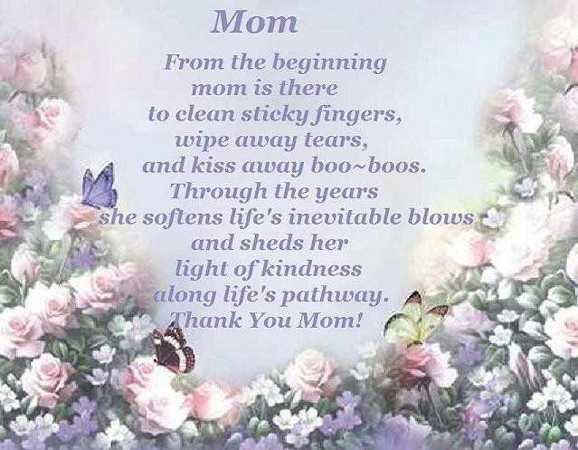 Contoh Puisi Untuk Ibu Dalam Bahasa Inggris